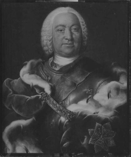 Francis Josias, Duke of Saxe-Coburg-Saalfeld (1697-1764)