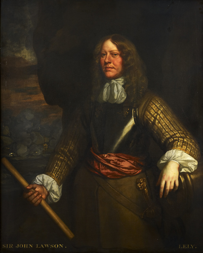 Sir John Lawson (d. 1665)