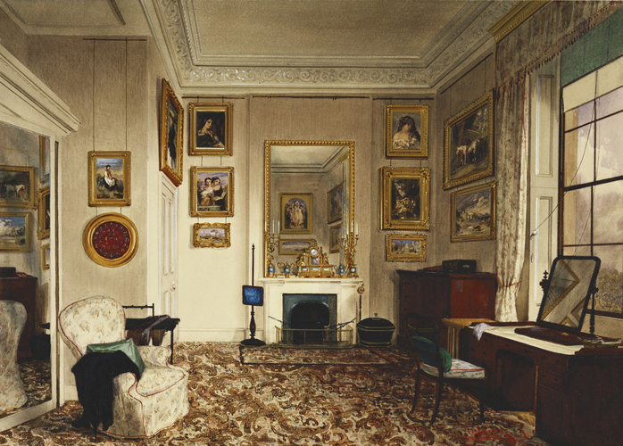 Osborne House: The Queenu0027s Dressing Room