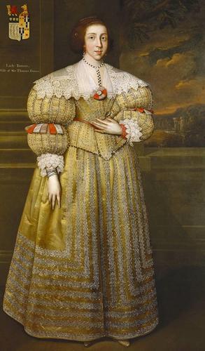 Lady Bowes (1607?-1653), Wife of Sir Thomas Bowes