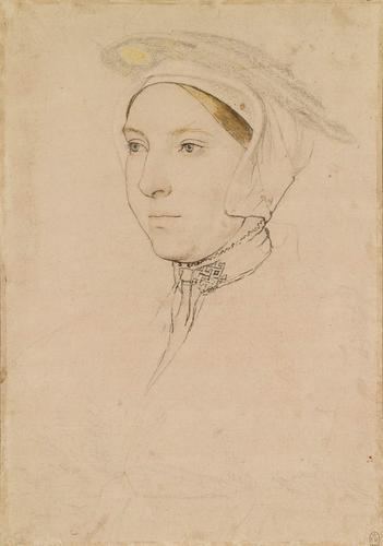 An unidentified woman