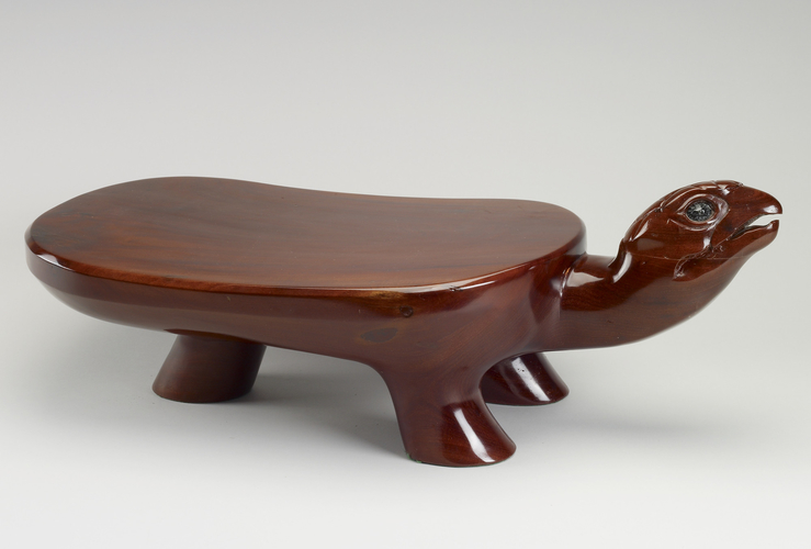 Ceremonial stool (duho)
