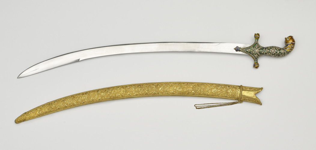 Master: Sword and scabbard Item: Sabre