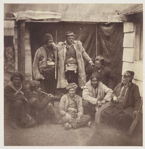 Group of Croats