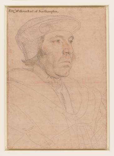 William Fitzwilliam, Earl of Southampton (c. 1490-1542)