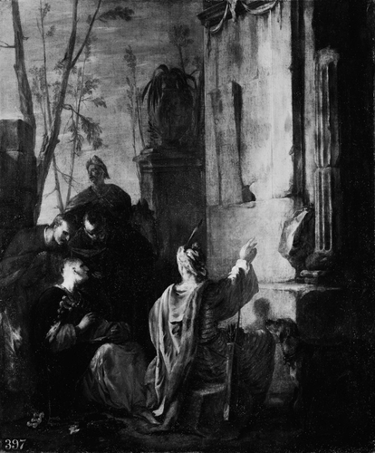 Sarmatians at the Tomb of Ovid