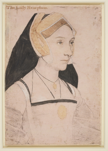 Mary, Lady Heveningham (1510/15-1570/71)