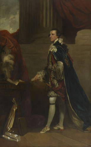 Charles Watson-Wentworth, Second Marquis of Rockingham (1730-82)