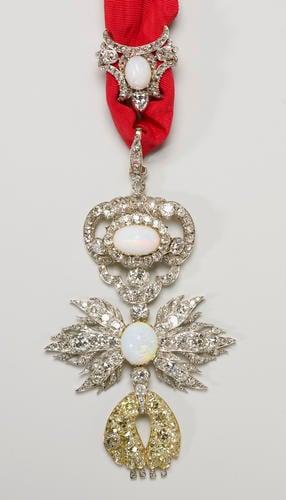 Order of the Golden Fleece; Badge of Prince Albert