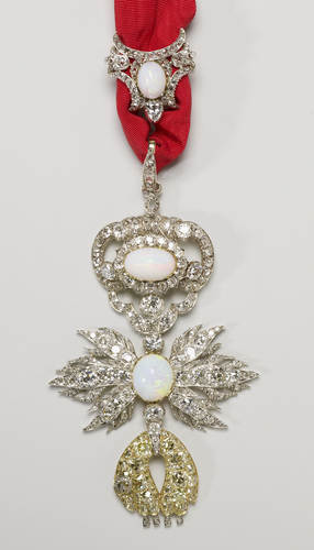 Order of the Golden Fleece; Badge of Prince Albert