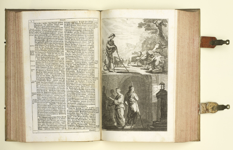 Master: L'Academia Todesca della architectura, scultura e pittura: Oder Teutsche Acadamie (Nuremberg 1675-9). Item: The Invention of the Art of Drawing