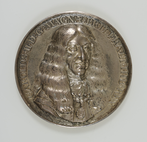 Medal of Charles I and Charles II