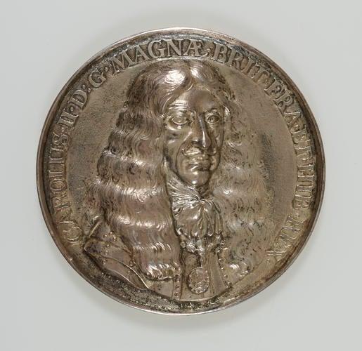 Medal of Charles I and Charles II