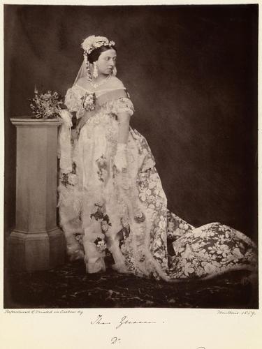 'The Queen'; Queen Victoria (1819-1901)