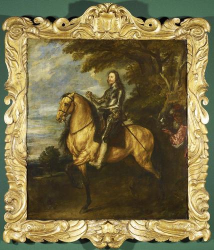 Charles I (1600-49) on Horseback