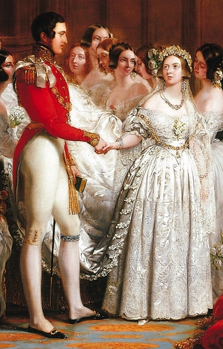The Marriage of Queen Victoria, 10 February 1840