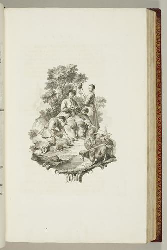 La Gerusalemme liberata / di Torquato Tasso con le figure di Giambatista Piazzetta