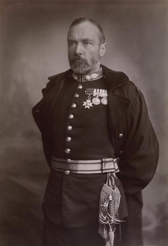 Lieutenant-General Sir William Howley Goodenough (1833-98)