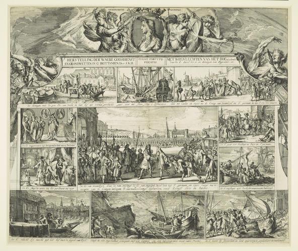 The Restoration of the True Religion in Great Britain