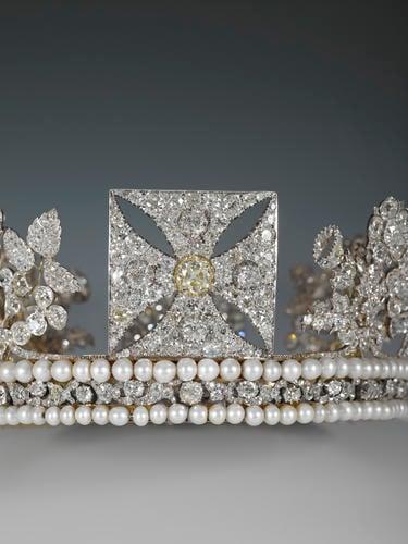 The Diamond Diadem