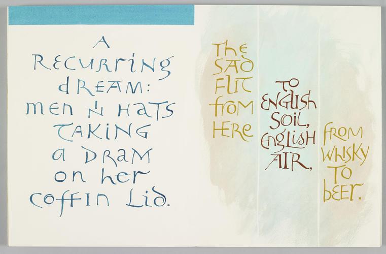 Drams / Carol Ann Duffy