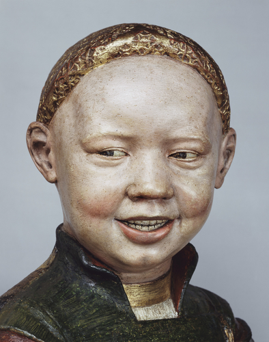 Henry VIII (1491-1547) when a young boy (?)