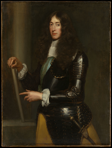 James II (1633-1701) when Duke of York