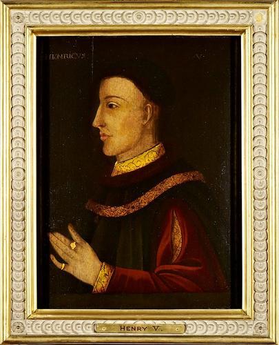 Henry V of England (1387-1422)