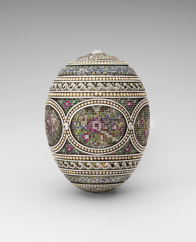 Master: The Mosaic Egg Item: Imperial Easter Egg