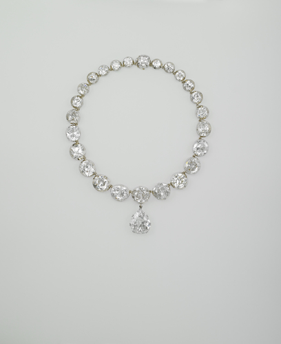 The Coronation necklace