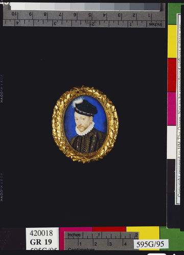 Charles IX, King of France (1550-1574)