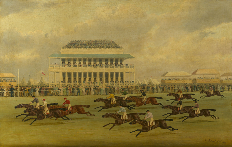 The Duke of York's 'Moses' Winning the Derby in 1822