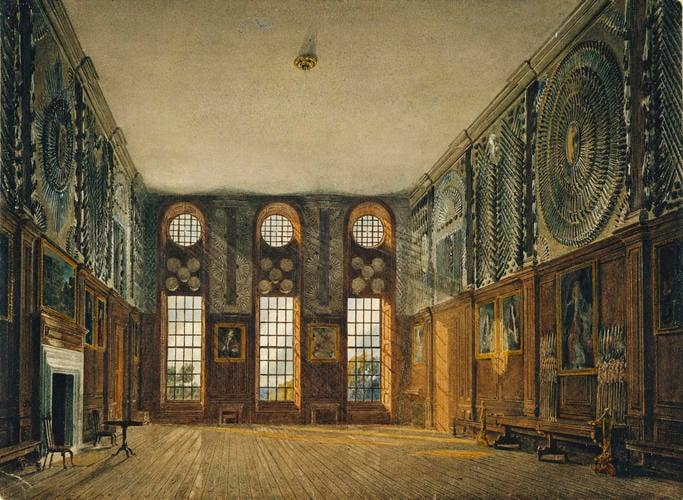 The Guard Chamber, Hampton Court Palace