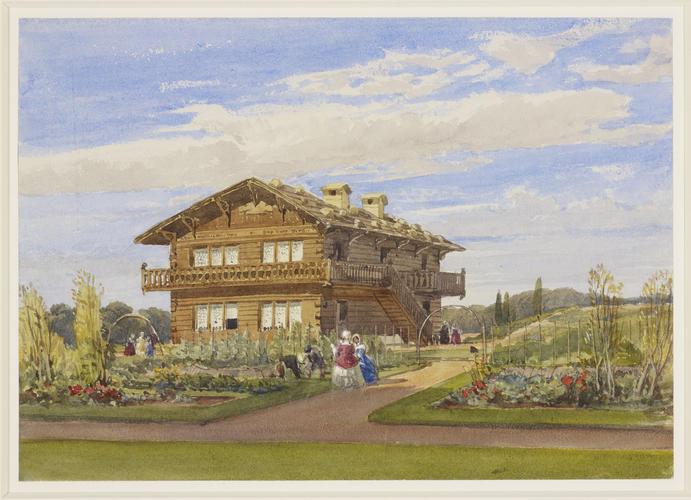 The Swiss Cottage, Osborne House