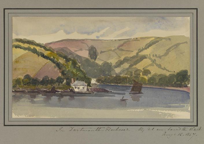 Master: Queen Victoria and Prince Albert's Sketch Book