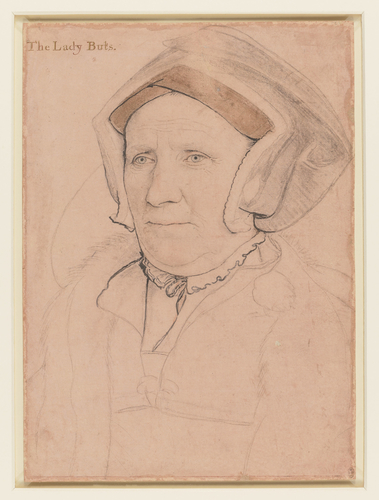 Margaret, Lady Butts (c. 1485-1545)