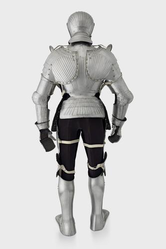 Composite `Maximilian? armour