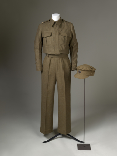 Master: Battle Dress of the Auxillary Territorial Service (ATS)