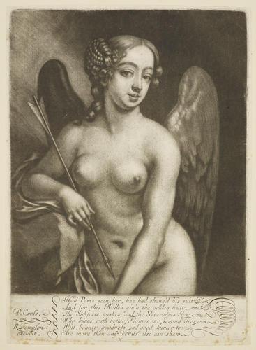Nell Gwyn as Venus
