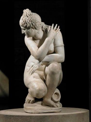Aphrodite or 'Crouching Venus'