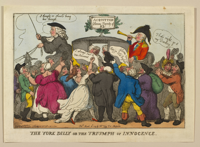 The York Dilly or the Triumph of Innocence