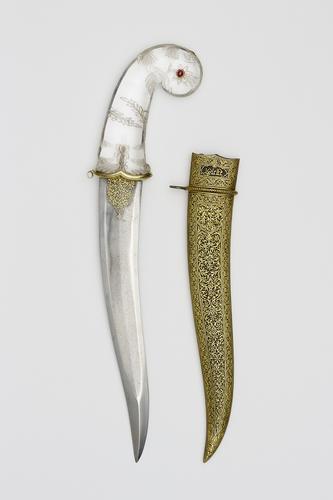 Master: Dagger and scabbard