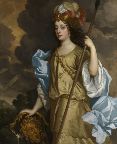Барбара Вильерс, герцогиня Кливлендская (ca 1641-1709)