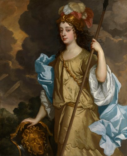 Barbara Villiers, Duchess of Cleveland (ca 1641-1709)