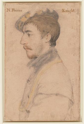 Sir Nicholas Poyntz (c. 1510-1556)