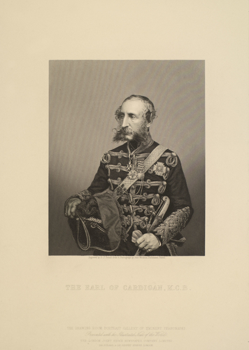 James Thomas Brudenell, 7th Earl of Cardigan (1797-1868)