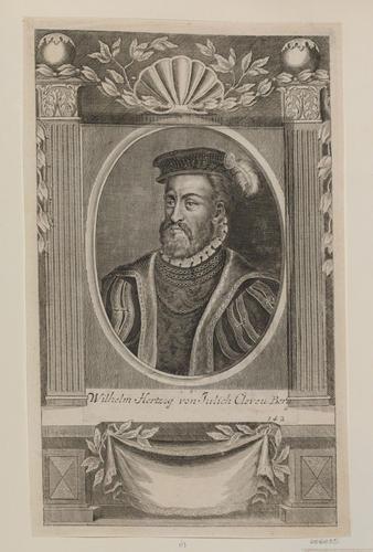 Wilhelm (Duke of Julich-Kleve-Berg, Son of Johann III)
