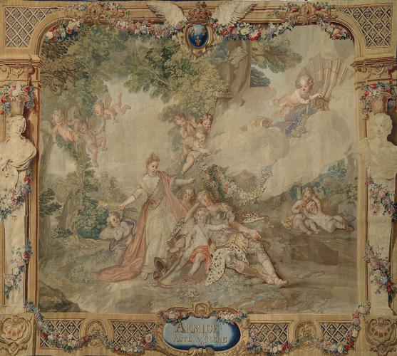 Fragments d'Opera: 'Armide', Act V scene IV