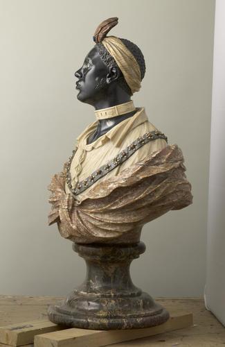 Bust of a Moor