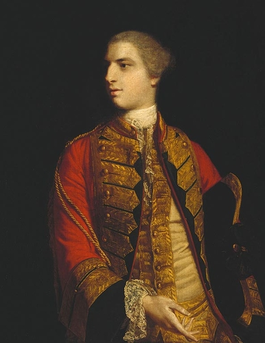 Charles Fitzroy, later 1st Baron Southampton (1737-97)